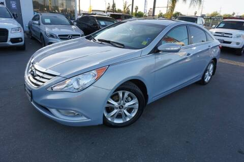 2011 Hyundai Sonata for sale at Industry Motors in Sacramento CA