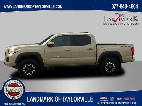 2019 Toyota Tacoma for sale at LANDMARK OF TAYLORVILLE in Taylorville IL