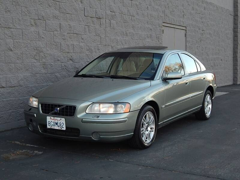 2006 Volvo S60 for sale at Gilroy Motorsports in Gilroy CA