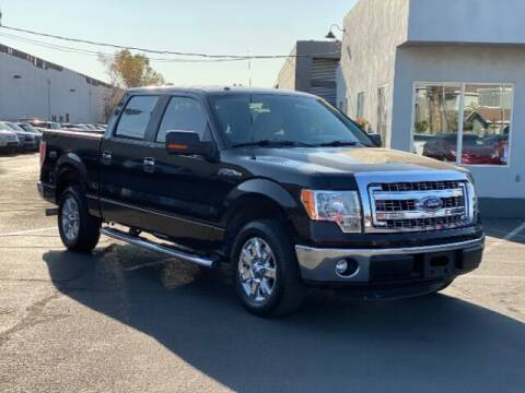 2013 Ford F-150 for sale at Brown & Brown Wholesale in Mesa AZ