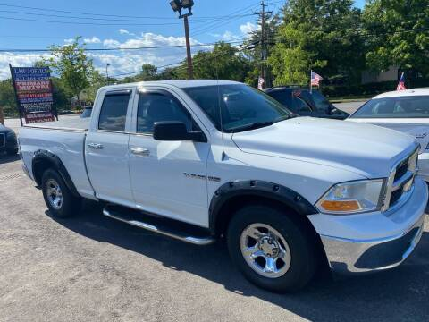 2010 Dodge Ram Pickup 1500 for sale at Primary Motors Inc in Commack NY