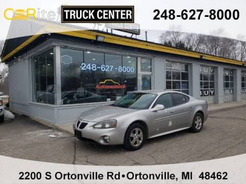 2008 Pontiac Grand Prix for sale at Carite Truck Center in Ortonville MI