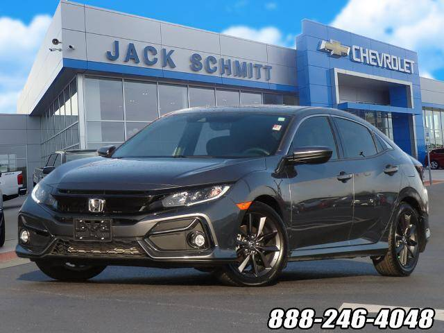 2020 Honda Civic for sale at Jack Schmitt Chevrolet Wood River in Wood River IL