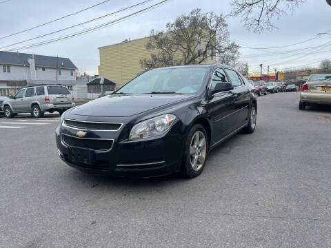 2010 Chevrolet Malibu for sale at Kapos Auto, Inc. in Ridgewood, Queens NY