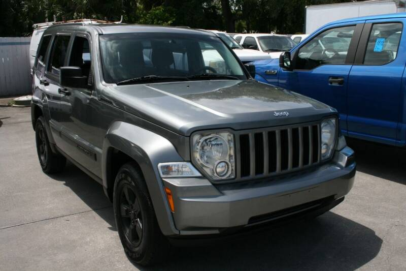 2012 Jeep Liberty for sale at Mike's Trucks & Cars in Port Orange FL