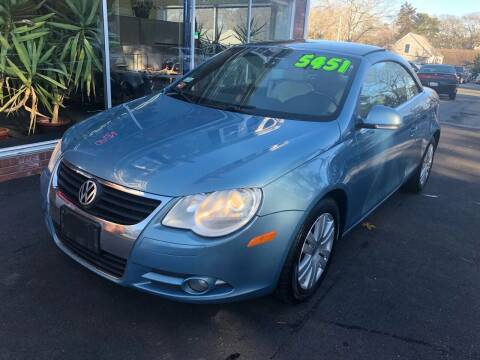 2008 Volkswagen Eos for sale at MBM Auto Sales and Service - MBM Auto Sales/Lot B in Hyannis MA