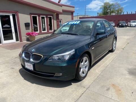 2008 BMW 5 Series for sale at Sexton's Car Collection Inc in Idaho Falls ID