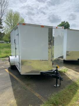 2020 New Cynergy 7x10 Basic Enclo Trailer for sale at Tripp Auto & Cycle Sales Inc in Grimesland NC