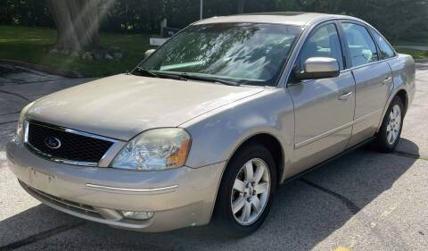 2005 Ford Five Hundred for sale at Waukeshas Best Used Cars in Waukesha WI