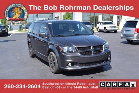 2019 Dodge Grand Caravan for sale at BOB ROHRMAN FORT WAYNE TOYOTA in Fort Wayne IN