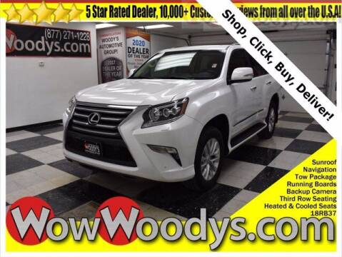 2018 Lexus GX 460 for sale at WOODY'S AUTOMOTIVE GROUP in Chillicothe MO