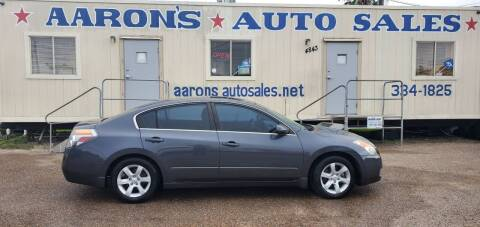 2008 Nissan Altima for sale at Aaron's Auto Sales in Corpus Christi TX
