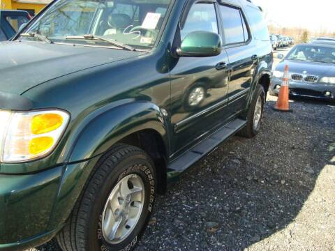 2001 Toyota Sequoia for sale at Branch Avenue Auto Auction in Clinton MD