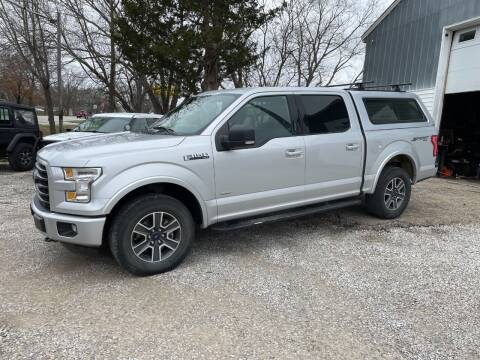2016 Ford F-150 for sale at Bailey Auto in Pomona KS