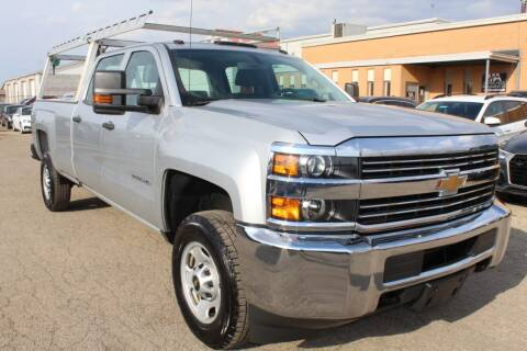 2018 Chevrolet Silverado 2500HD for sale at SHAFER AUTO GROUP in Columbus OH