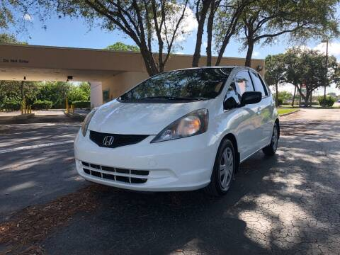 2009 Honda Fit for sale at Internet Motorcars LLC in Fort Myers FL