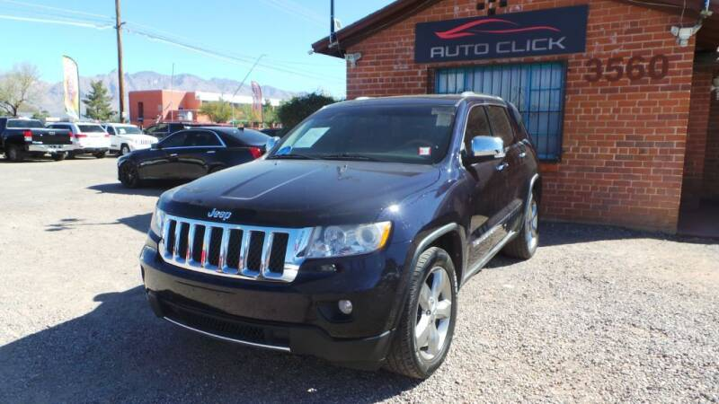 2011 Jeep Grand Cherokee for sale at Auto Click in Tucson AZ
