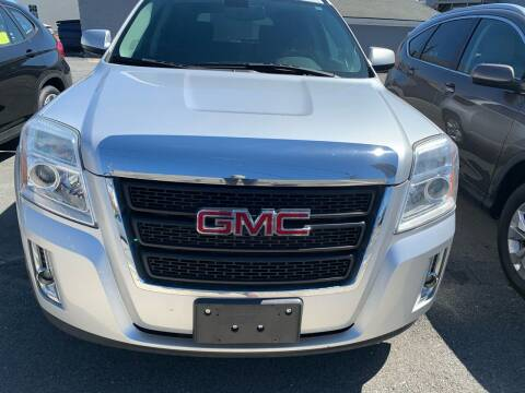 2010 GMC Terrain for sale at Better Auto in South Darthmouth MA