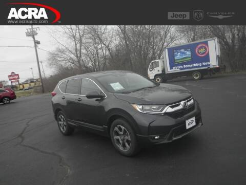 2018 Honda CR-V for sale at BuyRight Auto in Greensburg IN