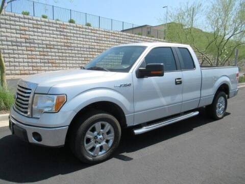 2010 Ford F-150 for sale at Autos by Jeff Tempe in Tempe AZ