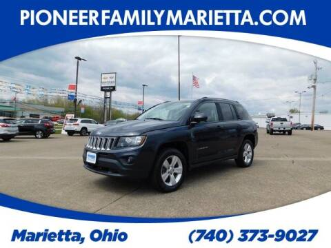 2016 Jeep Compass for sale at Pioneer Family preowned autos in Williamstown WV