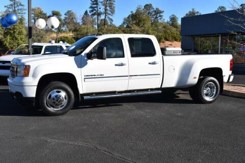 2012 GMC Sierra 3500HD for sale at Choice Auto & Truck Sales in Payson AZ