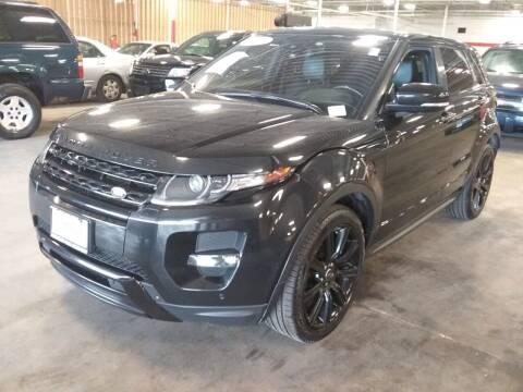 2013 Land Rover Range Rover Evoque for sale at Valpo Motors in Valparaiso IN