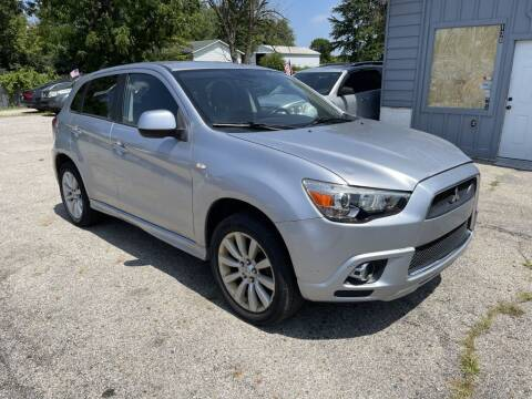 2011 Mitsubishi Outlander Sport for sale at Stiener Automotive Group in Galloway OH