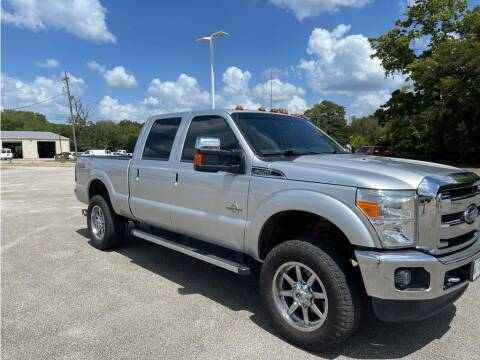 2016 Ford F-250 Super Duty for sale at Stanley Ford Gilmer in Gilmer TX