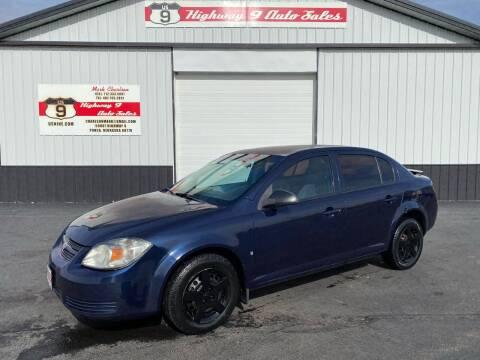 2008 Chevrolet Cobalt for sale at Highway 9 Auto Sales - Visit us at usnine.com in Ponca NE