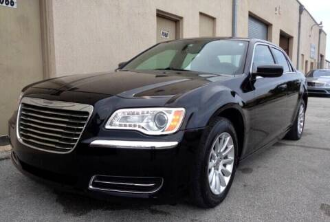 2014 Chrysler 300 for sale at Selective Motor Cars in Miami FL