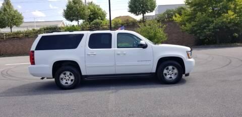 2012 Chevrolet Suburban for sale at Lehigh Valley Autoplex, Inc. in Bethlehem PA