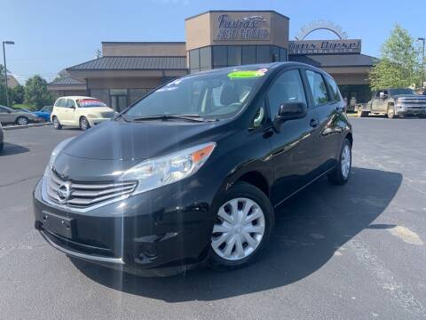 2014 Nissan Versa Note for sale at FASTRAX AUTO GROUP in Lawrenceburg KY