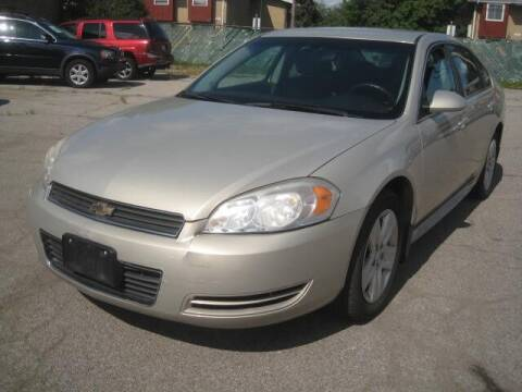 2010 Chevrolet Impala for sale at ELITE AUTOMOTIVE in Euclid OH