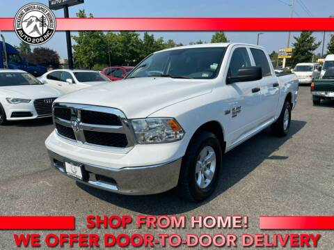 2019 RAM Ram Pickup 1500 Classic for sale at Auto 206, Inc. in Kent WA