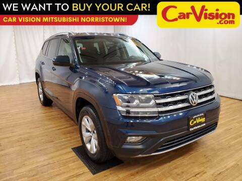 2018 Volkswagen Atlas for sale at Car Vision Mitsubishi Norristown in Trooper PA