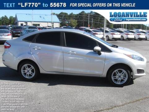 2018 Ford Fiesta for sale at NMI in Atlanta GA