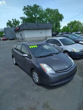 2007 Toyota Prius for sale at D and D All American Financing in Warren MI