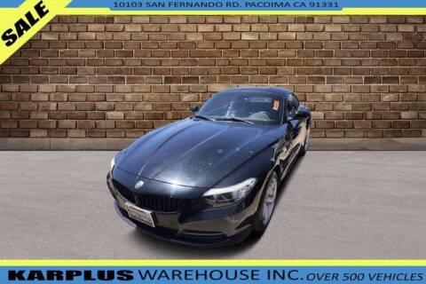 2011 BMW Z4 for sale at Karplus Warehouse in Pacoima CA