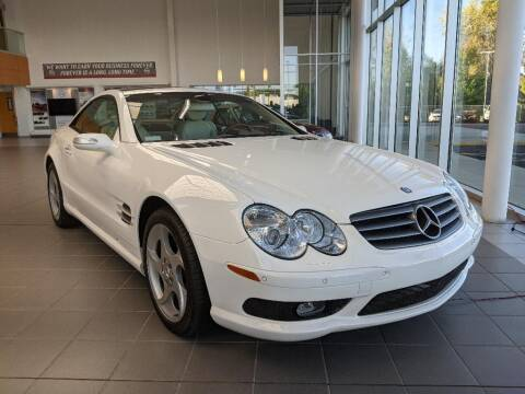 2004 Mercedes-Benz SL-Class for sale at Gandrud Dodge in Green Bay WI