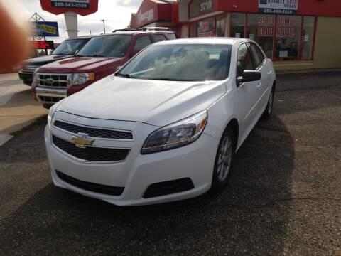 2013 Chevrolet Malibu for sale at Quality Auto Today in Kalamazoo MI