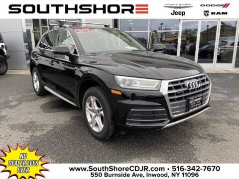 2019 Audi Q5 for sale at South Shore Chrysler Dodge Jeep Ram in Inwood NY