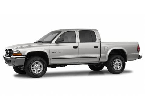 2002 Dodge Dakota for sale at BASNEY HONDA in Mishawaka IN