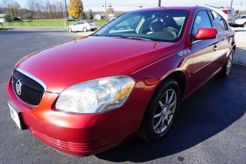 2008 Buick Lucerne for sale at MyEzAutoBroker.com in Mount Vernon OH