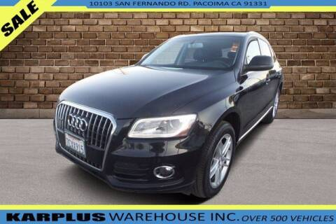 2014 Audi Q5 for sale at Karplus Warehouse in Pacoima CA