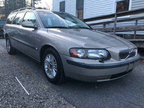 2004 Volvo V70 for sale at Specialty Auto Inc in Hanson MA