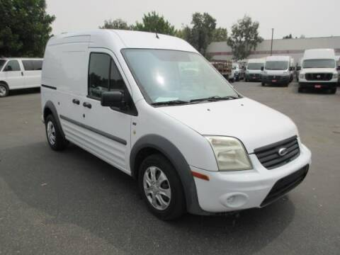 2011 Ford Transit Connect for sale at Norco Truck Center in Norco CA