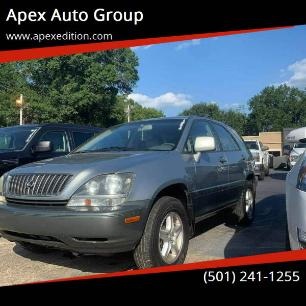 2000 Lexus RX 300 for sale at Apex Auto Group in Cabot AR