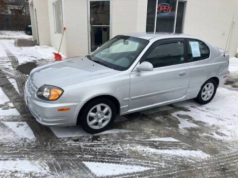 2003 Hyundai Accent for sale at Affordable Motors in Jamestown ND