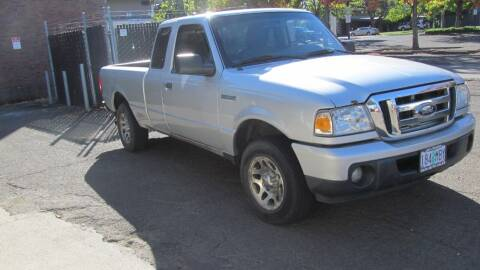 2010 Ford Ranger for sale at D & M Auto Sales in Corvallis OR